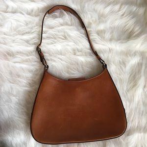 Coach leather purse handbag small shoulder bag